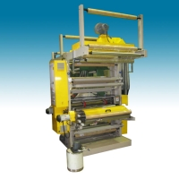In-line 2 Color Flexo Printing Machine Clutch System