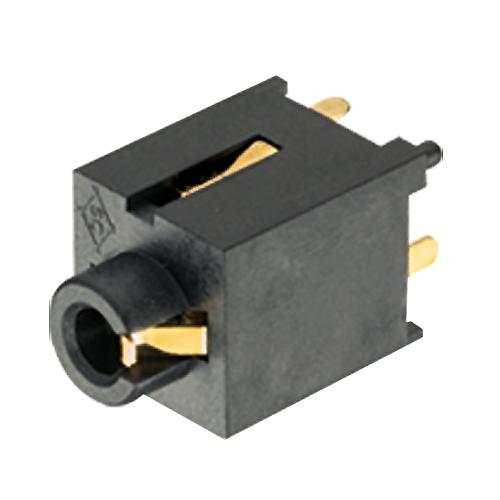 2.5Ø 耳機插座