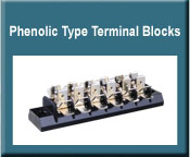 Phenolic Type Terminal Blocks