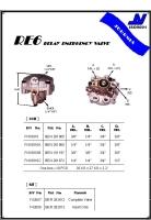 RE6 relay emergency valve