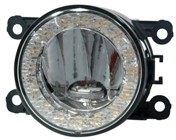 LED雾灯+白昼灯二合一灯组