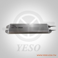 ASS High Voltage, Aluminum Encased Resistors