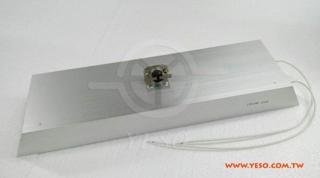 Aluminum-Clad Wire-Wound Resistor with temp. switch