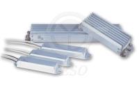 Aluminum case resistor PATENT