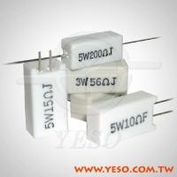 SQ 水泥型线绕电阻器系列