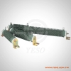 DQ Non-Flammable Wave-Shape Ribbon-Wound Power Resistors Series
