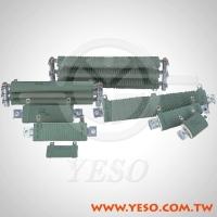電力型耐燃性平型線繞電阻器ZR系列