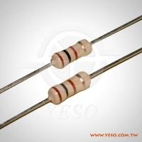 CF 碳膜固定电阻器