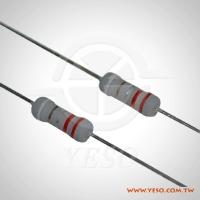 FR 保險絲形繞線電阻器