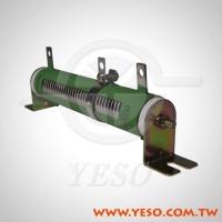 圓磁管半可調式線繞電阻器