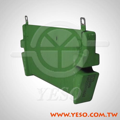 船型电阻器