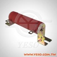 Brown color resistor