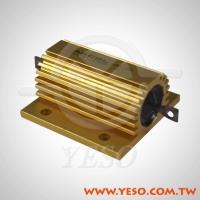 黃金鋁殼線繞電阻器