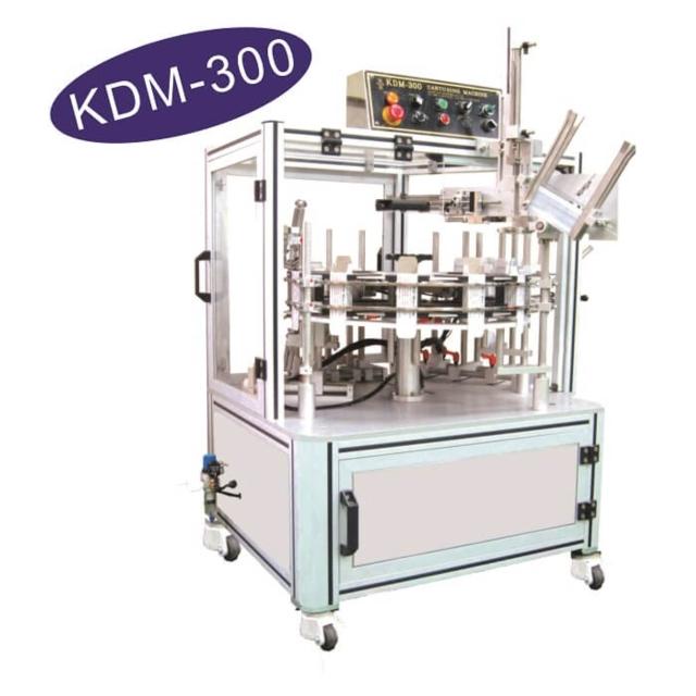 Semi-Automatic Cartoning Machine