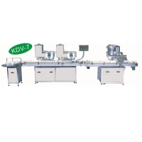 Auto Counting & Capping Machine