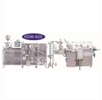 Cens.com Automatic Blister Cartoning M/C KWANG DAH ENTERPRISE CO., LTD.