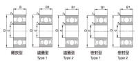 Extra small ball bearings and miniature ball bearings(Metric design)