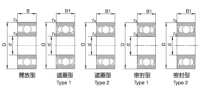 Deep Groove Ball Bearings(Inch system series)