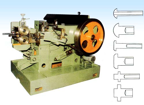 Automatic Rivet Making Machine