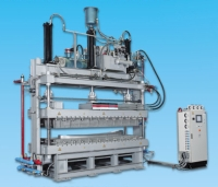 Automatic Vertical EPS / EPE Special-purpose Molding Machine