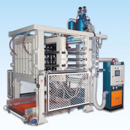 Fully Automatic EPS / EPE Shape Molding Machine