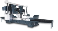 KGP Double Column Surface Grinder-Moving Beam Type