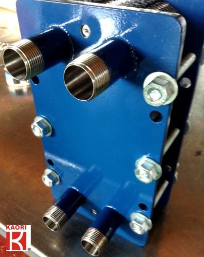 組合型板式熱交換器