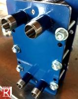 组合型板式热交换器