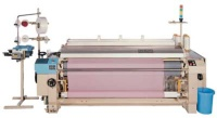 2-Nozzle Water Jet Loom Colors Optioned by Computer
