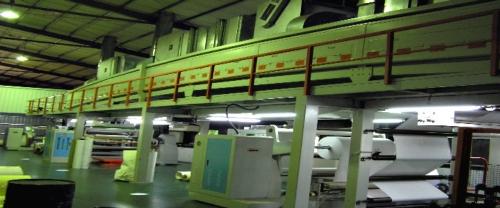 多用途胶带制造机