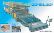 Powder Spreader & Laminating Machine for Automotive Industry