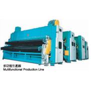 Multifunctional Automotive Interior Lining Production Line