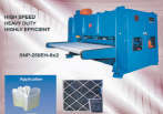 High Density Filtration Materials Needle Punching Machine