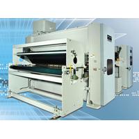 NEEDLE PUNCHING MACHINE FOR GLASS FIBER USE