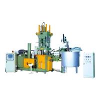 直立式挤压铸造机