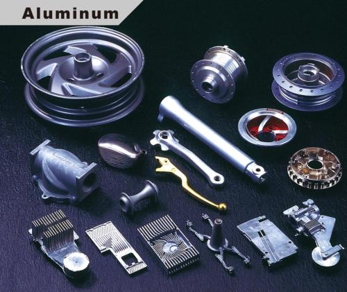 製造鋁鑄件之直立式擠壓鑄造機