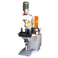 Hydraulic Riveting Machine with Pneumatic Slide Unit