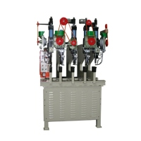 Quintuple Hydraulic Riveting Machine (Adjustable)