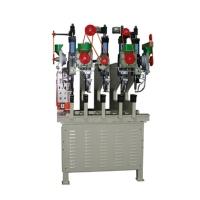 五粒油压铆钉机(可调式)