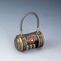 達文西TSA密碼鎖