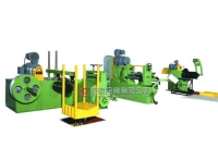 Slitting Machine with Dual Recoiler Type