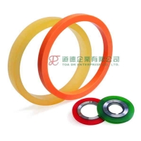 Rubber Spacer & PU O-ring