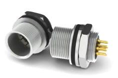 Multiple Contact Connectors waterproof H2XV-V2TR-xxPA series