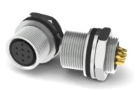 Multiple Contact Connectors waterproof H2XV-V2TR-xxS series