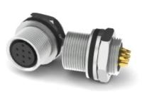Multiple Contact Connectors waterproof H2XV-V2TR-xxS series
