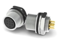 Multiple Contact Connectors waterproof H2XV-V2TR-xxSA series