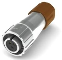 Multiple Contact Connectors waterproof HWB-V2P-xxS series