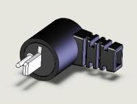 2P DIN 連接器