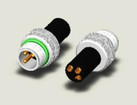 M8 WATER RESISTANCE CABLE PLUG FOR MOLDING