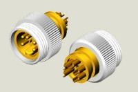 M22 WATER RESISTANCE CABLE PLUG FOR MOLDING